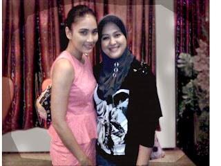 Me Fara Othman With Fasha Sandha