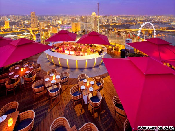 The 16 best rooftop bars in the world