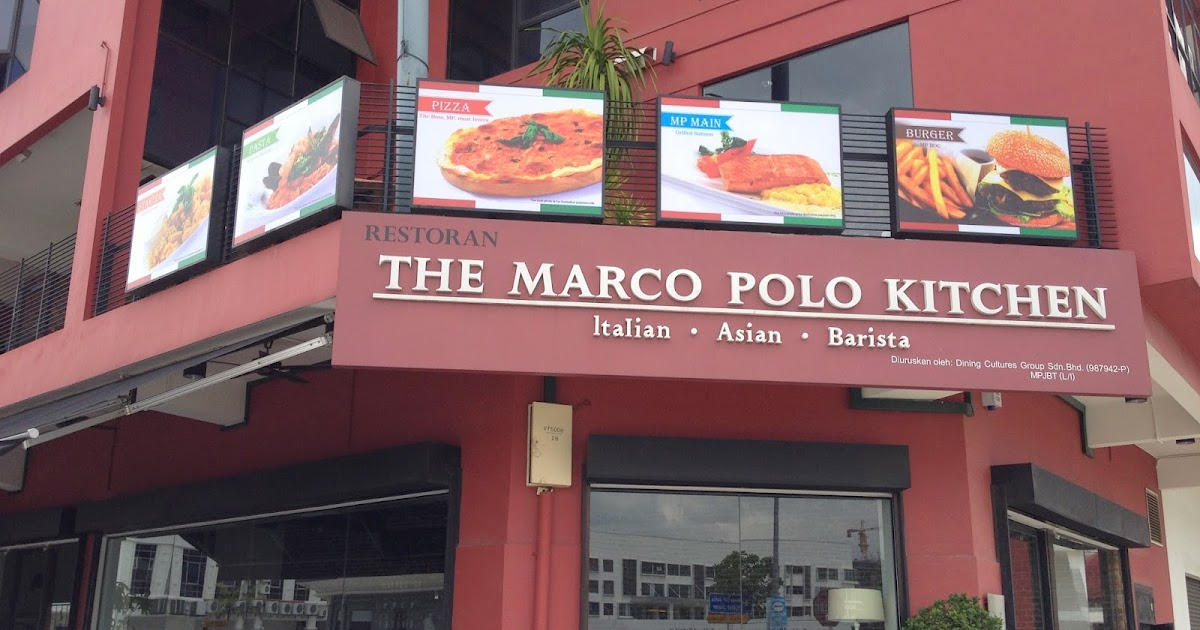 ally 39 s in wonderland the marco polo kitchen bukit indah