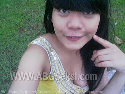 foto gadis bohay narsis