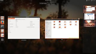 Ambiance GNOME Shell