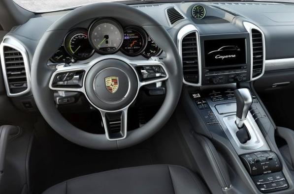 Porsche Cayenne Facelift Release Date