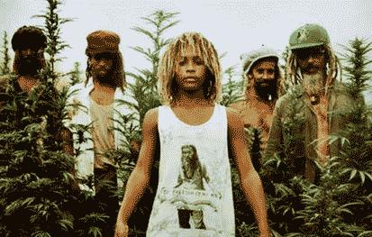 Rastaman Jamaika