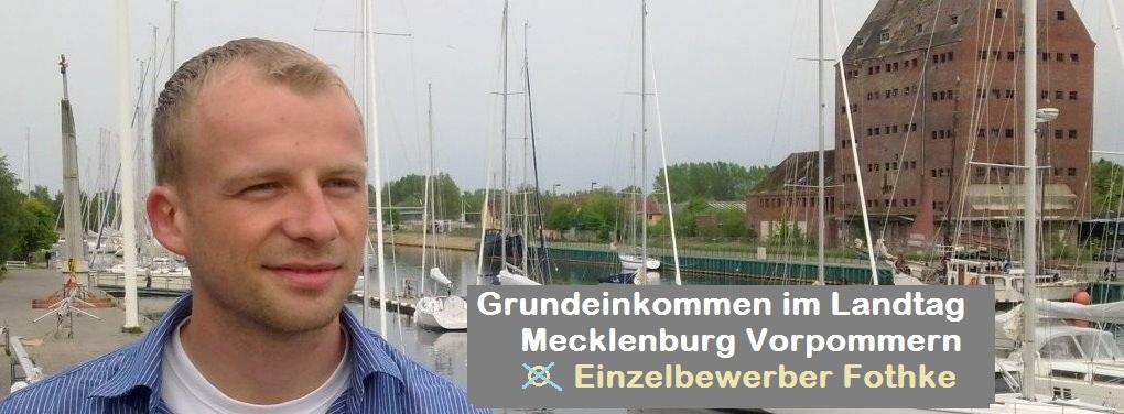 Grundeinkommen im Landtag MV