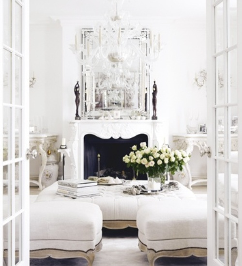 All White Rooms Extraordinary With All White Rooms Decorating Images