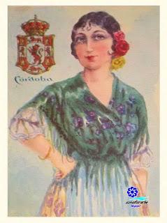 Traje típico de Córdoba - Amatller