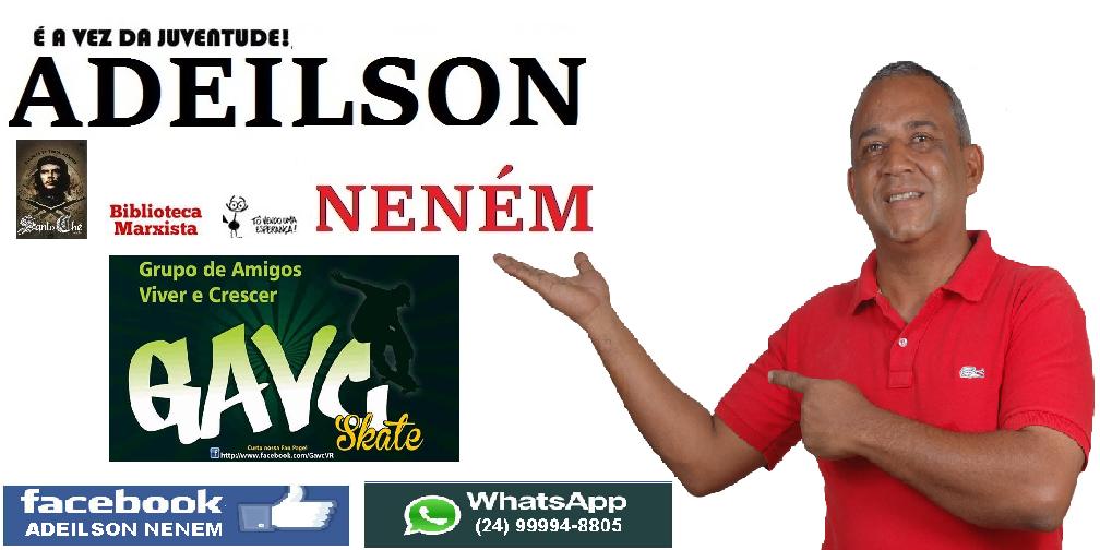 ADEILSON NENEM.