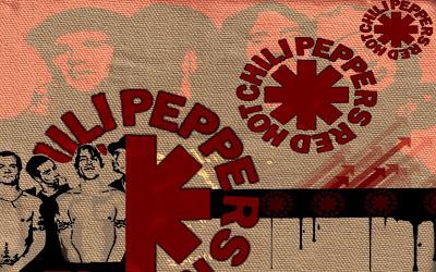 wallpaper Red Hot Chili Pepper 1