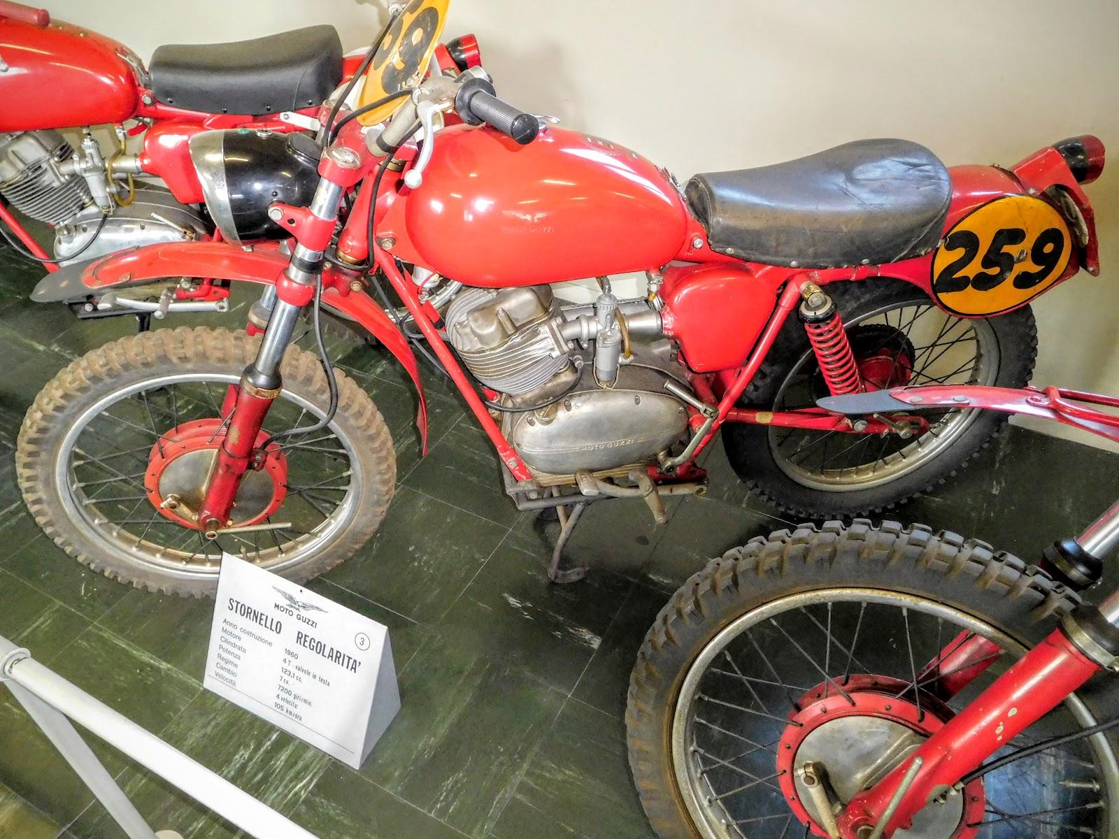 Tigho NYDucati: 1960 Moto Guzzi Zigolo
