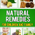Natural Remedies For Children And Family - Free Kindle Non-Fiction