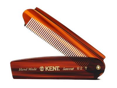 Kent Pocket Folding Comb - 82T