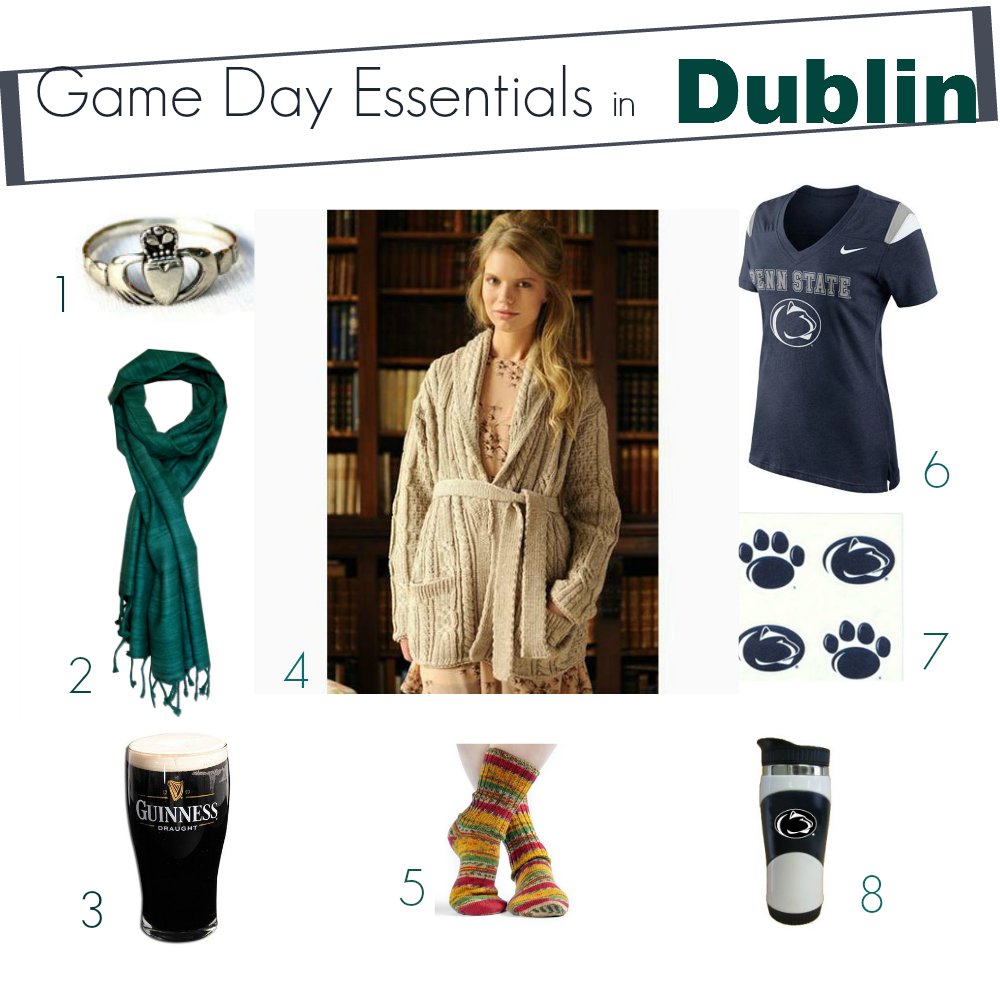 Game Day Essentials in Dublin