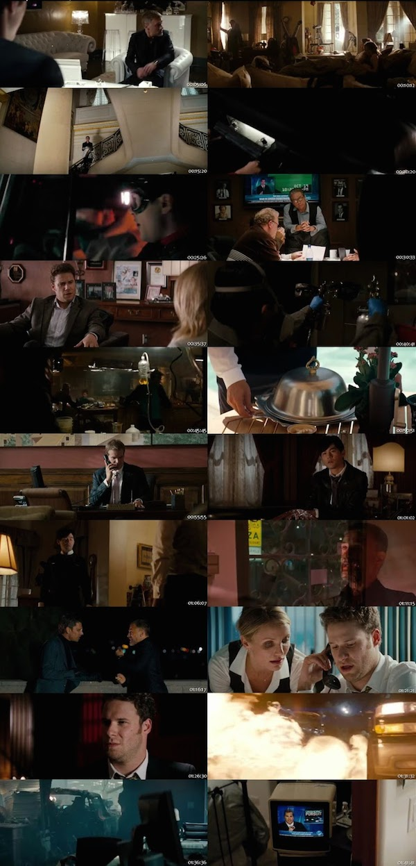 The Green Hornet 2011 Dual Audio BRRip 480p