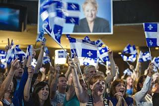 la proxima guerra pauline marois partido quebeques gana las elecciones en quebec separatista referendum tiroteo