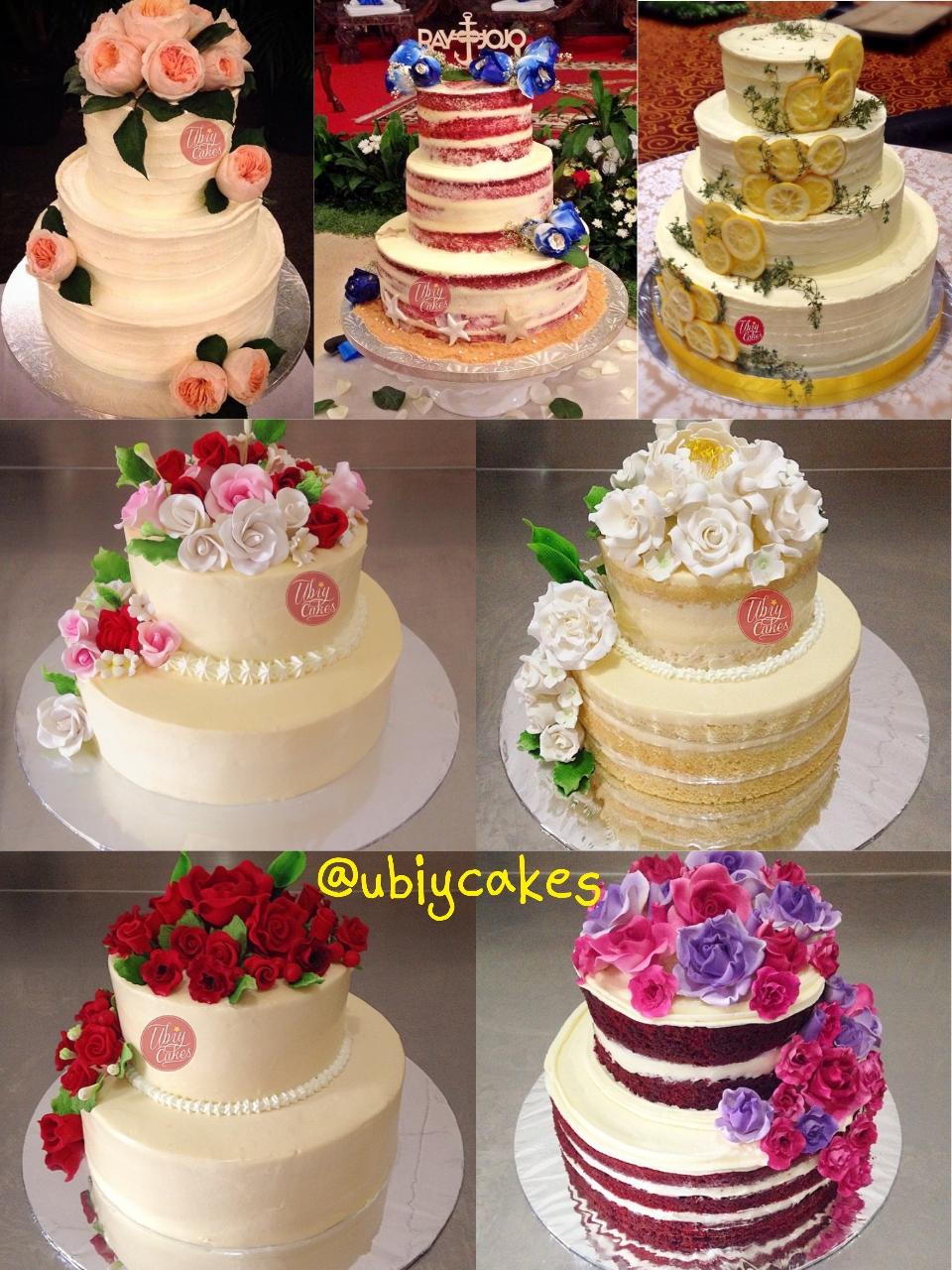 Mr And Mrs Leonard Wedding Cake Vendors - Harga Dummy Wedding Cake