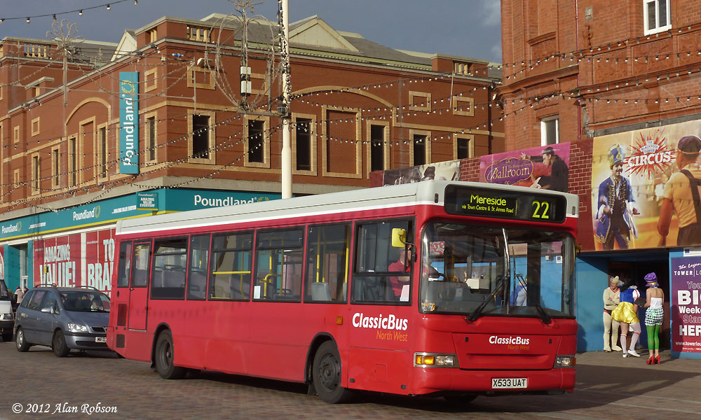 Blackpool Tram Blog Catch 22 Gets Its Own Website