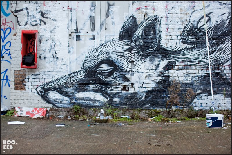 east london rat