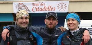 Arrivée Citadelles 2012 - 73 km 3300 md+