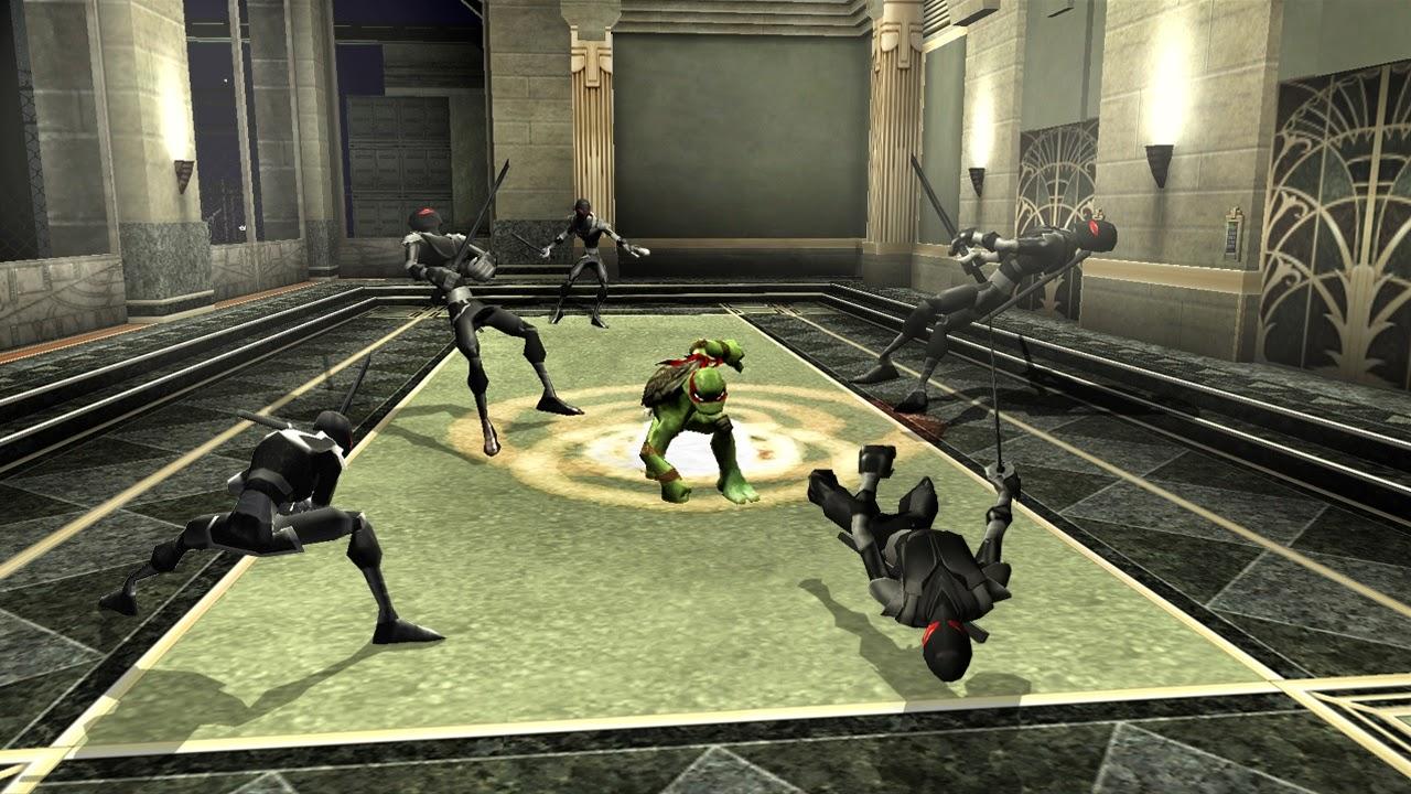 TMNT for PC - GameFAQs