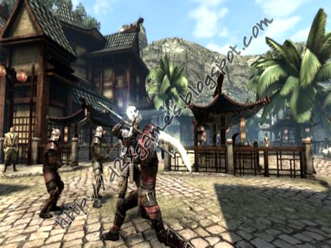 Free Download Games - Two Worlds II