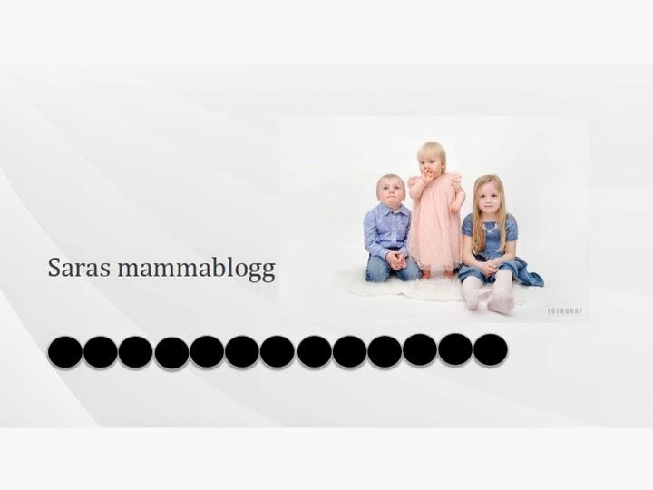 Saras mammablogg