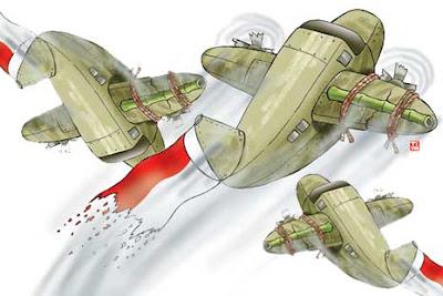 bintancenter.blogspot.com - Pesawat Tua Jadi Bahan Tertawaan Negara Tetangga