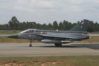 Indian Light Combat Aircraft, LCA Tejas. LSP