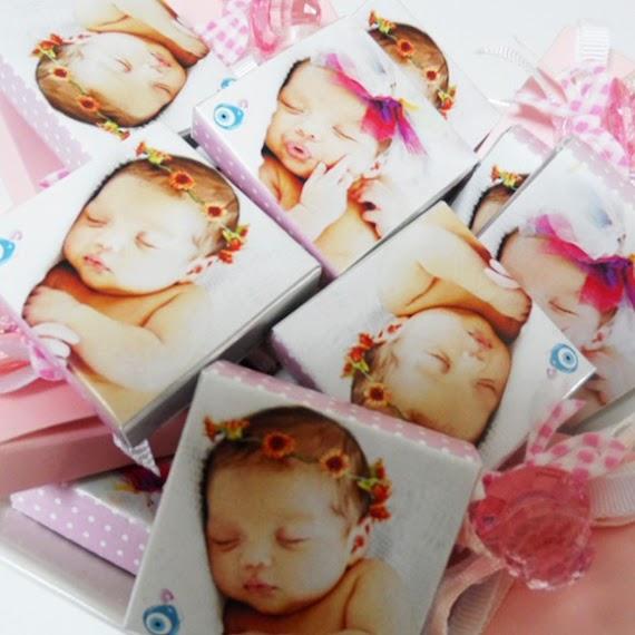 Resimli Bebek Cikolatası