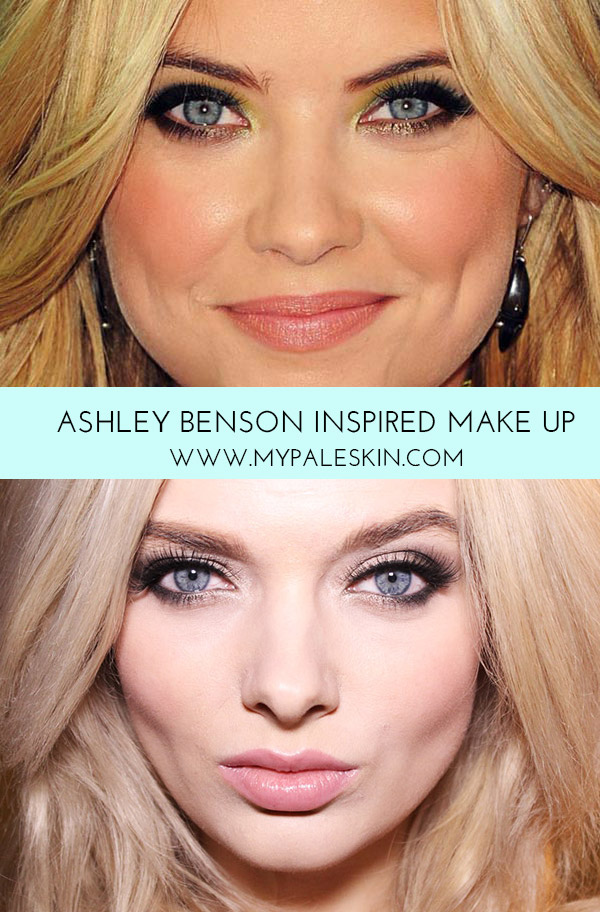 Ashley Benson Inspired Make up look tutorial