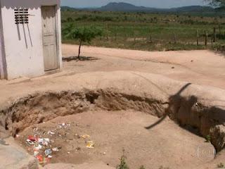 Obras para construção de cisternas estão paradas há mais de 1 ano em AL