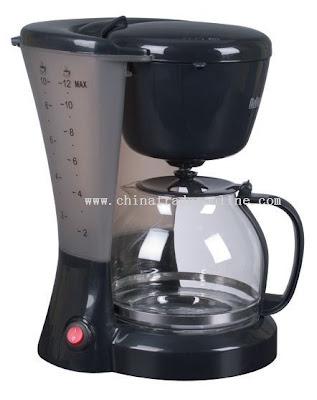 Coffee Maker: Alternative Use