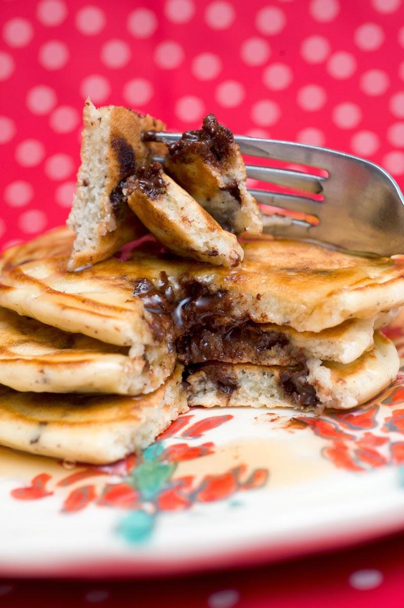 Sugar Spice By Celeste Chocolate Chip Buttermilk Pancakes
