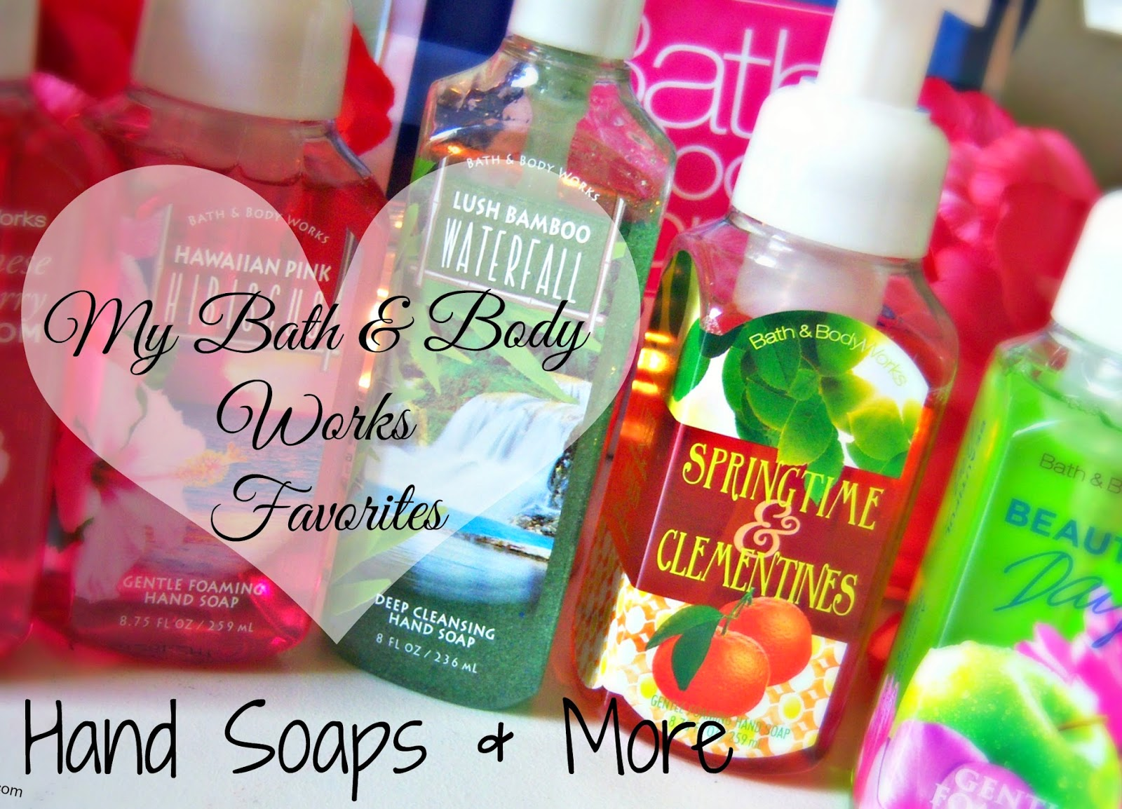 Bath & Body Works Mini Haul