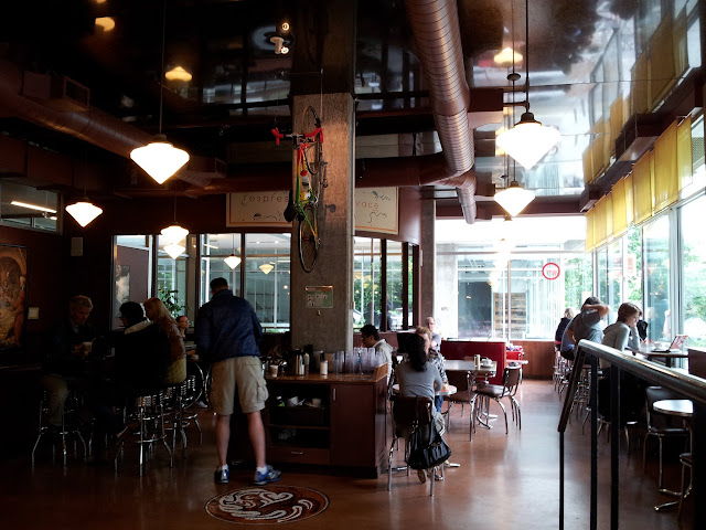 Best Coffee Shops In South Lake Union