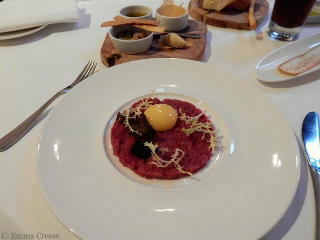 Avista Restaurant Review Mayfair London