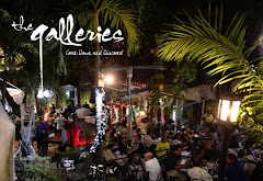 The Galleries @ Las Terrazas del Mesón, Martes 25 de Noviembre, 8:00PM - presenta: