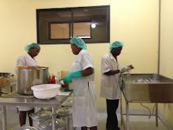 Fábrica instalada en Haiti