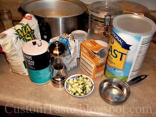 Zucchini Corn Muffins by Custom Taste