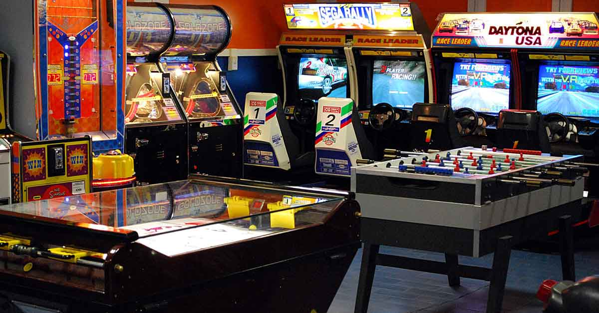 Sala Giochi Anni 80 : Giochi arcade a caso prima parte memorie dalla sala giochi