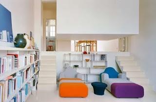Small Apartment Apartment Design Minimalist Interior Single Bed