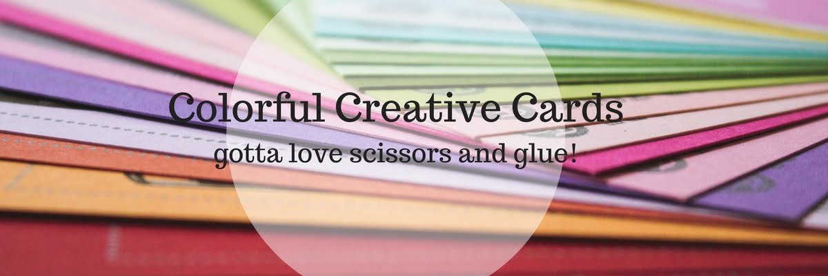Colorful, Creative Cards