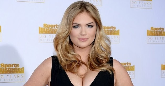 Kate Upton Flaunts Her Cleavage on Red Carpet - E! Online