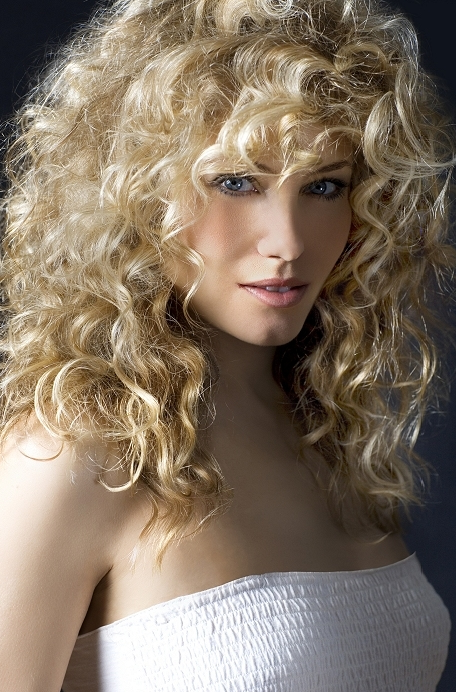 Hairstyles for Naturally Curly Hair Images 1