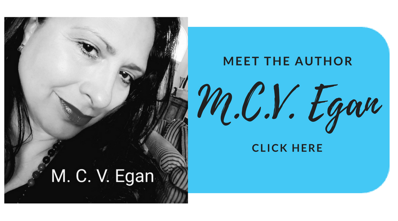 FEATURED AUTHOR: M.C.V. Egan