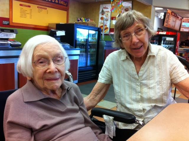 Helen and Nan