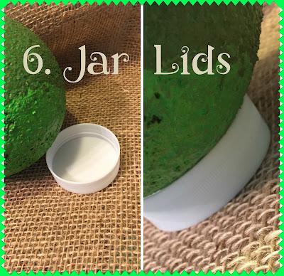 6. Jar Lids