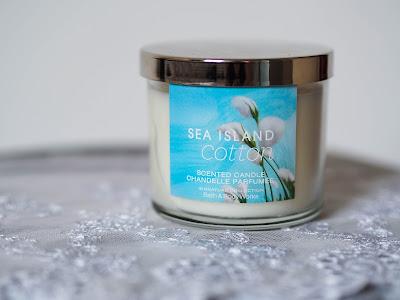 Bath & Body Works Sea Island Cotton
