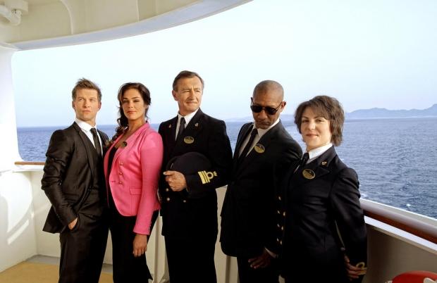 La Croisière : La nouvelle série française de TF1
