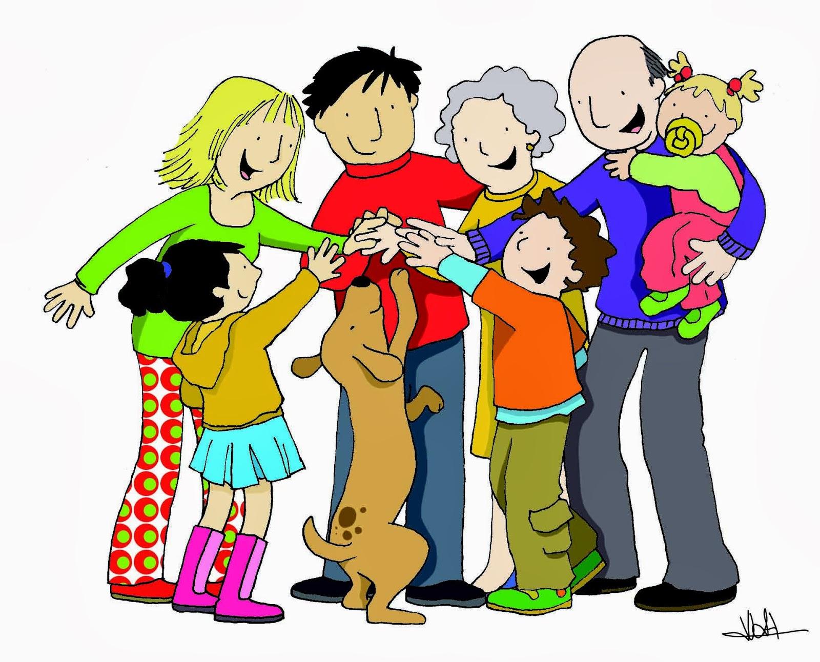 Eligelavida es preciso devolver a la familia su valor for Concepto de la familia para ninos