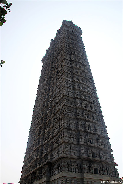 20-storey tall Gopura, Murudeshwar